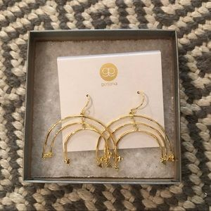 NWT Gorjana earrings